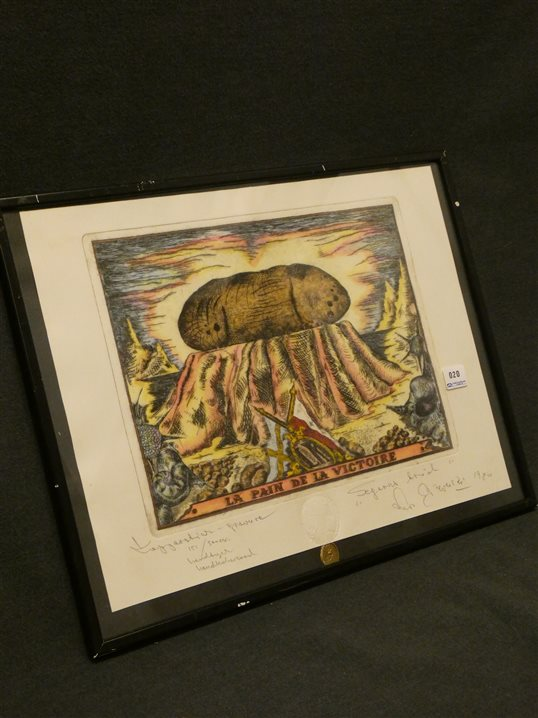 Auktion: 389 Objekt: 020