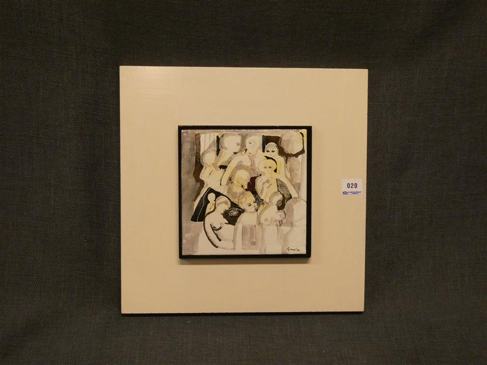 Auktion: 418 Objekt: 020